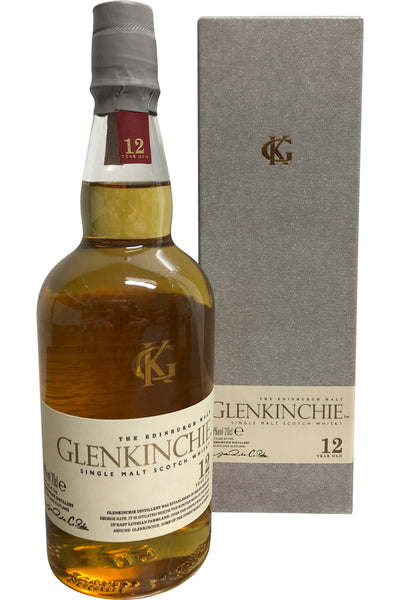 Glenkinchie 12 Year Old | 43% 200ml