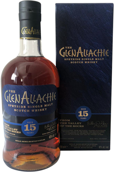 Glenallachie 15 Year Old 46% 70cl