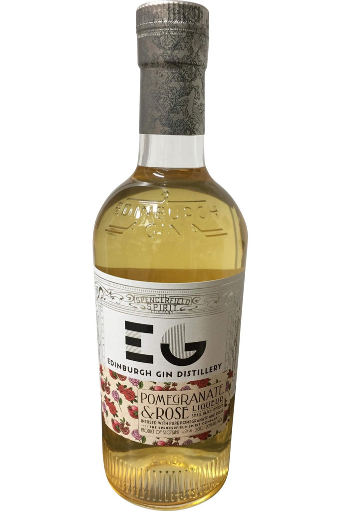 Edinburgh Gin Distillery Pomegranate & Rose Liqueur - 20% 200ml