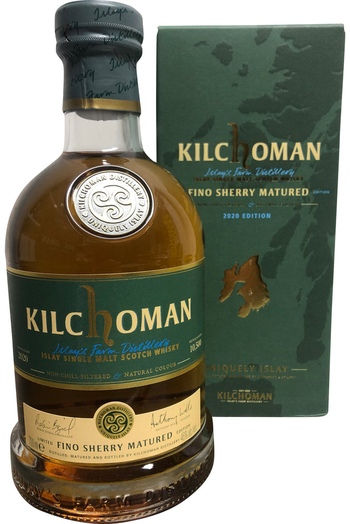Kilchoman Fino Sherry 46% 700ml  Whisky