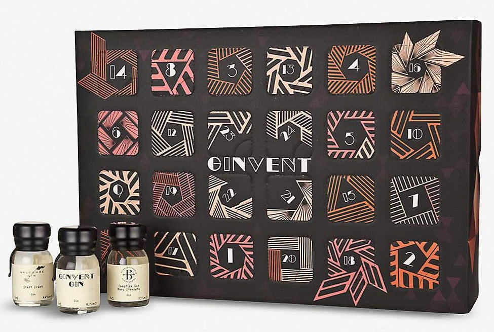 Ginvent  by Drinks by the Dram - 24 x 30ml  Gin