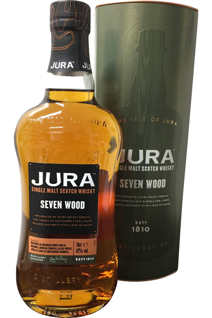 Jura Seven Wood - 42% 700ml  Whisky