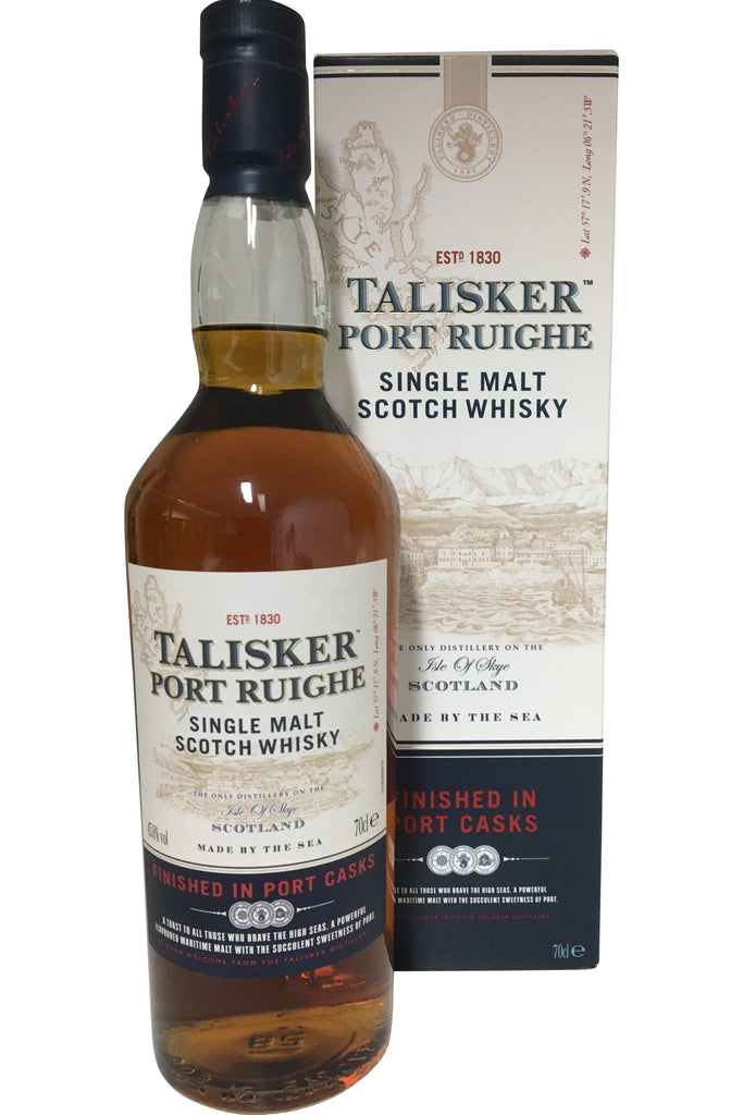 Talisker Port Ruighe - 45.8% 700ml  Whisky