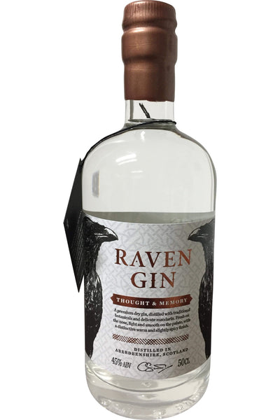 Raven Thought & Memory - 45% 500ml