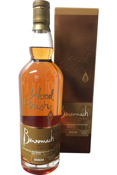 Benromach 2011 Sassicaia Whisky | 45% 700ml