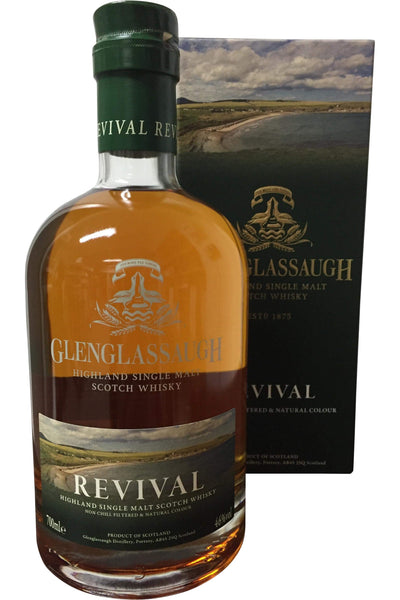 Glenglassaugh Revival Whisky |46% 700ml