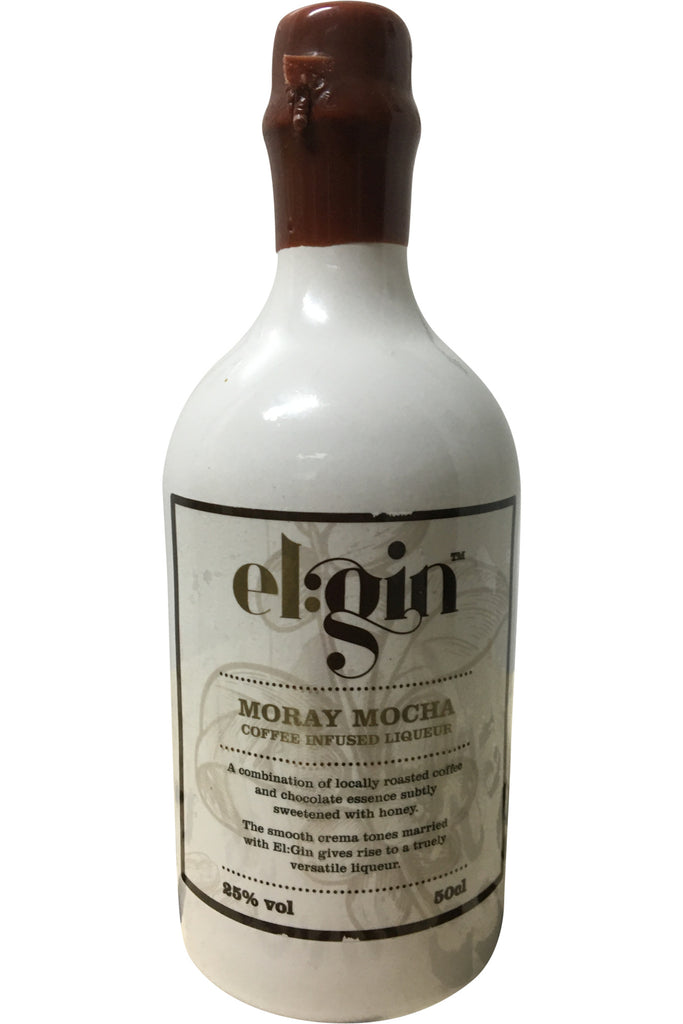 el:gin Moray Mocha Coffee Infused Liqueur - 25% 500ml  Gin