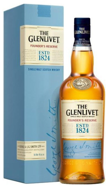 The Glenlivet Founder's Reserve Whisky - 40% 700ml  Whisky