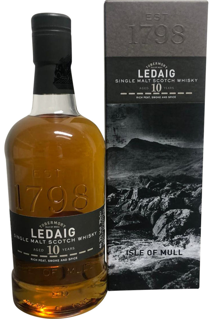 Ledaig 10 Year Old 46.3% 700ml