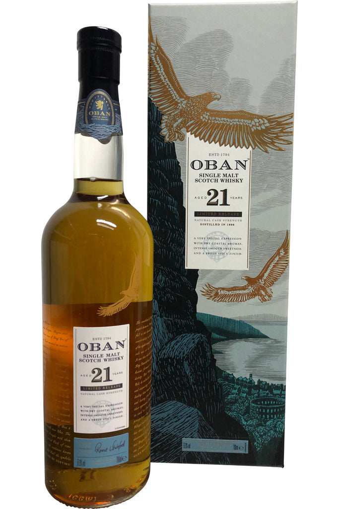 Oban 21 Year Old (Special Release 2018) | 57.9% 700ml  Whisky