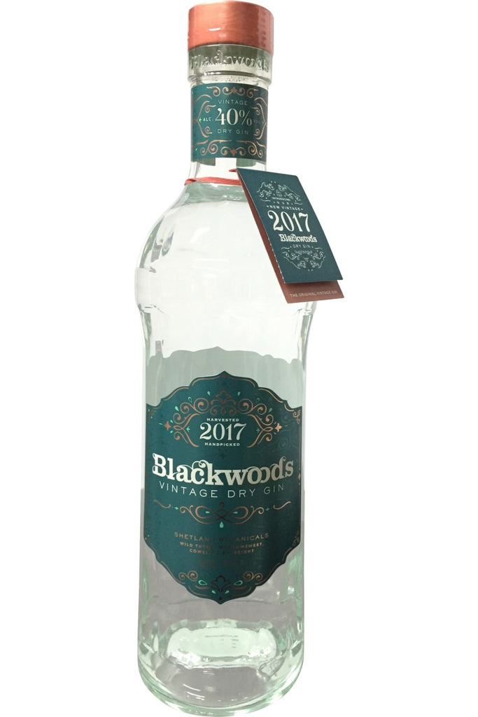 Blackwoods 2017 Vintage Dry Gin | 40% 700ml  Gin
