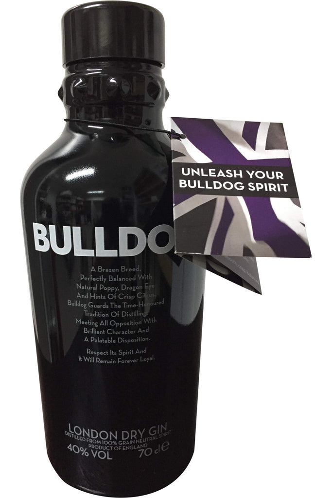 Bulldog Gin - 40% 700ml  Gin