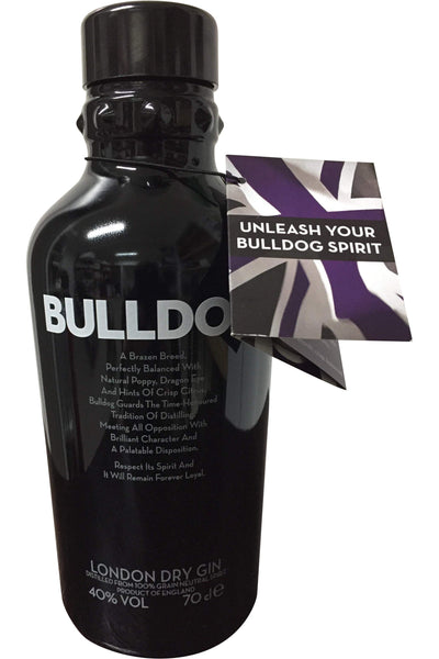 Bulldog Gin - 40% 700ml