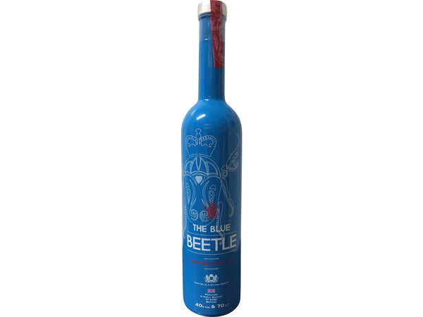 The Blue Beetle London Dry Gin - 40% 700ml