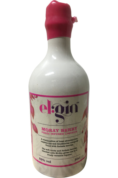 el:gin Moray Berry Fruit Infused Liqueur - 25% 500ml