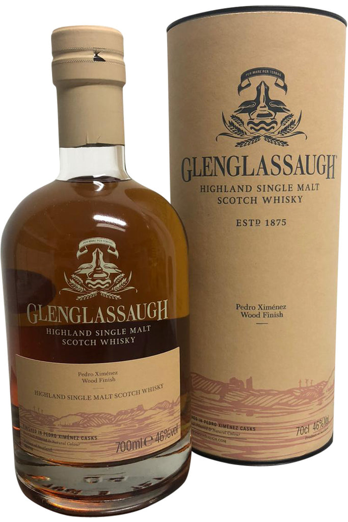 Glenglassaugh Pedro Ximenez Wood Finish 46% 700ml  Whisky