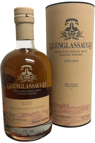 Glenglassaugh Pedro Ximenez Wood Finish 46% 700ml