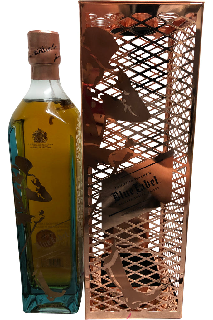 Johnnie Walker Blue Label By Tom Dixon | 40%  700ml  Whisky