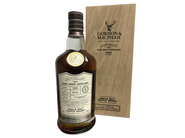 Glen Grant 1990 30 Year Old Connoisseurs Choice  - 57.3% 700ml