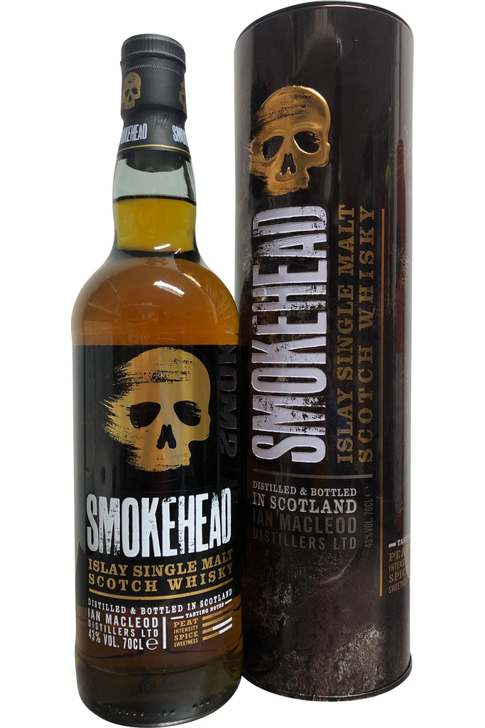 Smokehead Islay Malt Malt | 43% 700ml  Whisky