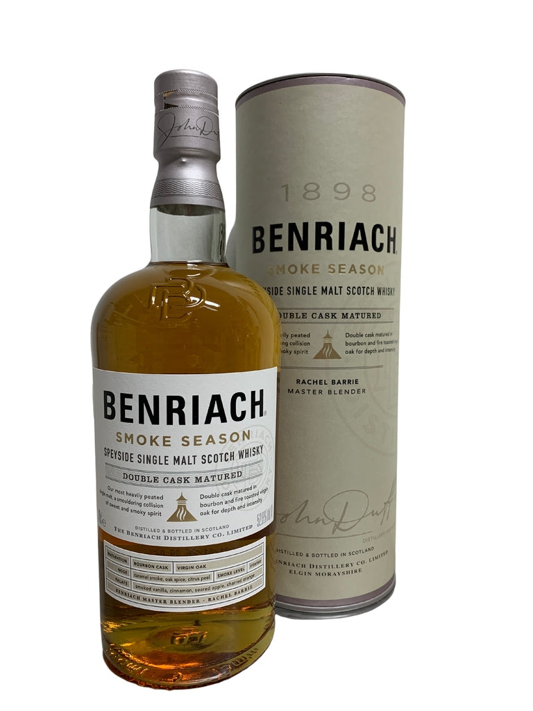 BenRiach Smoke Season | 52.8% 700ml