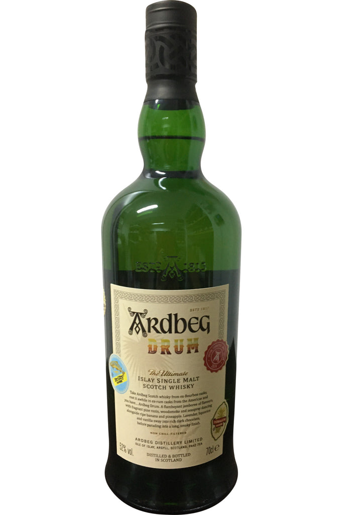 Ardbeg Drum Committee Only Edition 2019 Whisky | 52% 700ml  Whisky