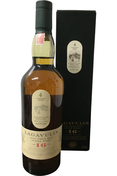 Lagavulin 16 Year Old - 43% 700ml