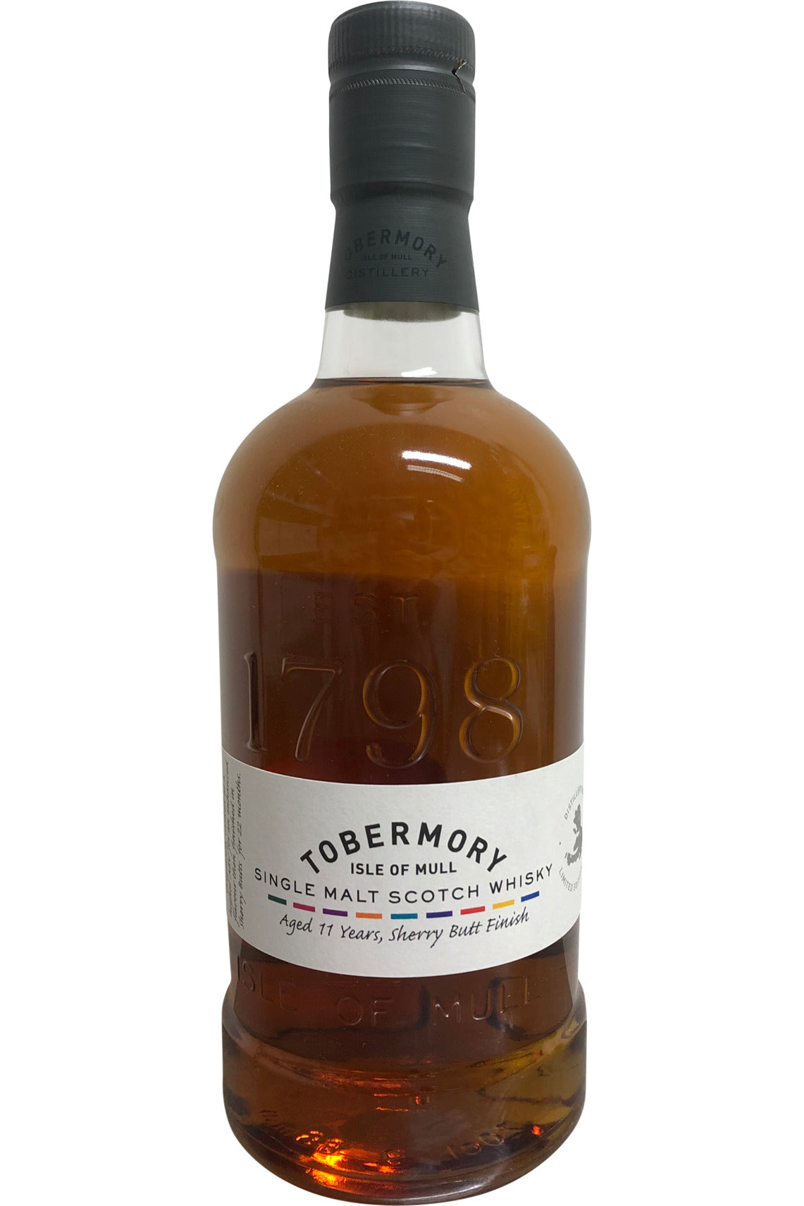 Tobermory 11 Year Old Sherry Cask 62.4% 700ml