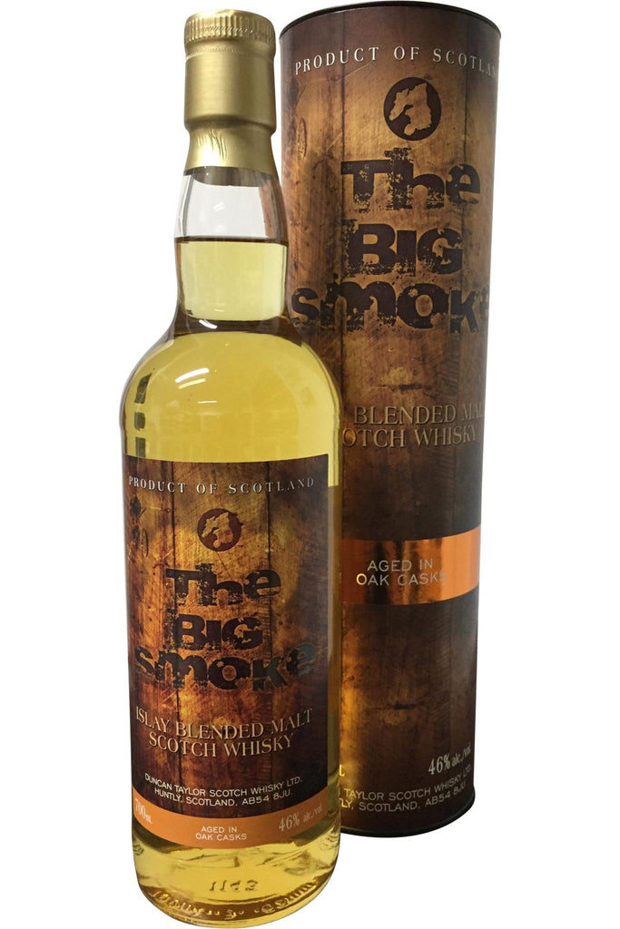 Big Smoke 46 Blended Islay Malt Whisky  Whisky