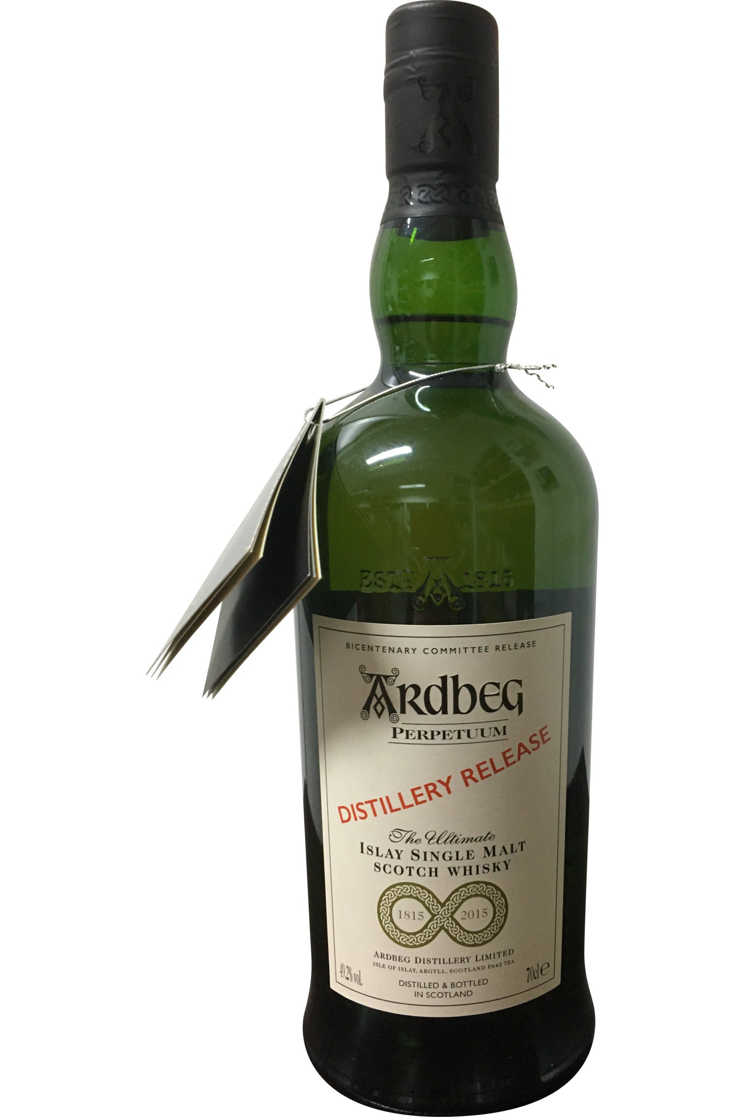 Ardbeg Perpetuum Committee Distillery Release Whisky | 49.2% 700ml