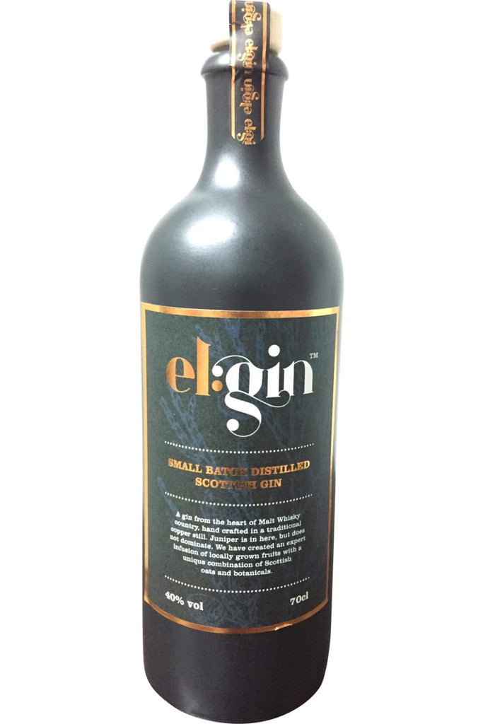 el:gin Small Batch Scottish Gin - 40% 700ml  Gin