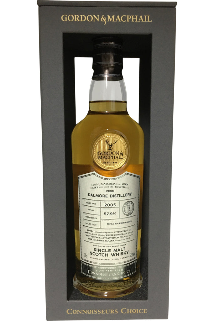 Gordon & Macphail Dalmore Distillery Connoisseurs Choice 2005 - 57.9% 700ml  Whisky