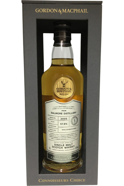Gordon & Macphail Dalmore Distillery Connoisseurs Choice 2005 - 57.9% 700ml