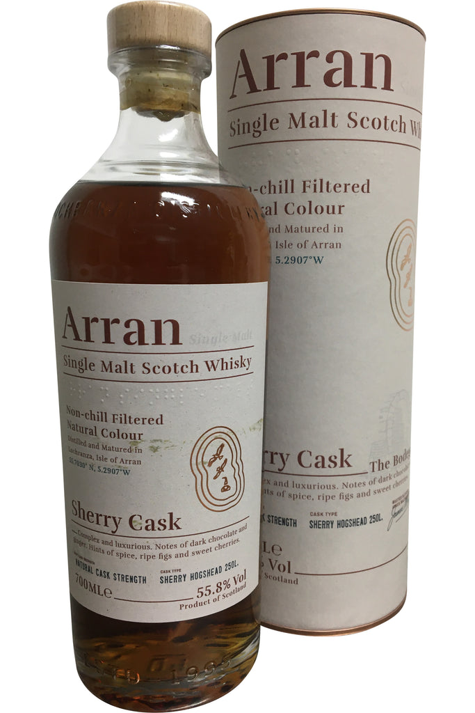 Arran Sherry Cask The Bodega | 55.8% 700ml