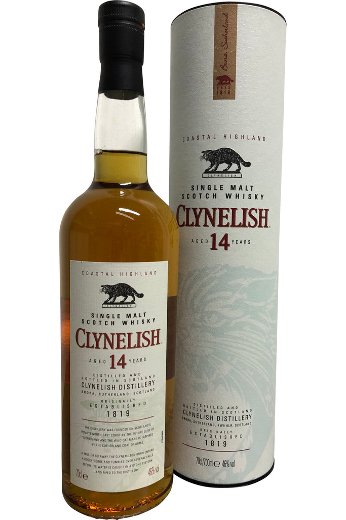 Clynelish 14 Year Old | 46% 700ml  Whisky
