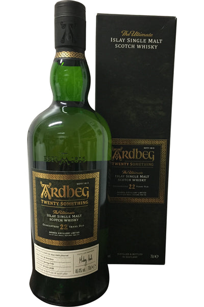 Ardbeg Twenty Something 22 Year Old Whisky | 46.4% 700ml