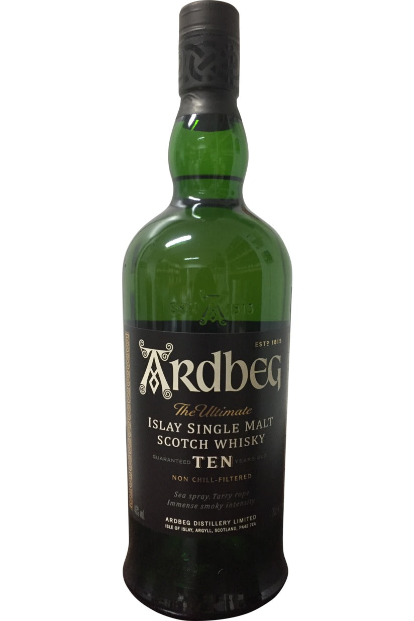 Ardbeg 10 Year Old Whisky | 46% 700ml