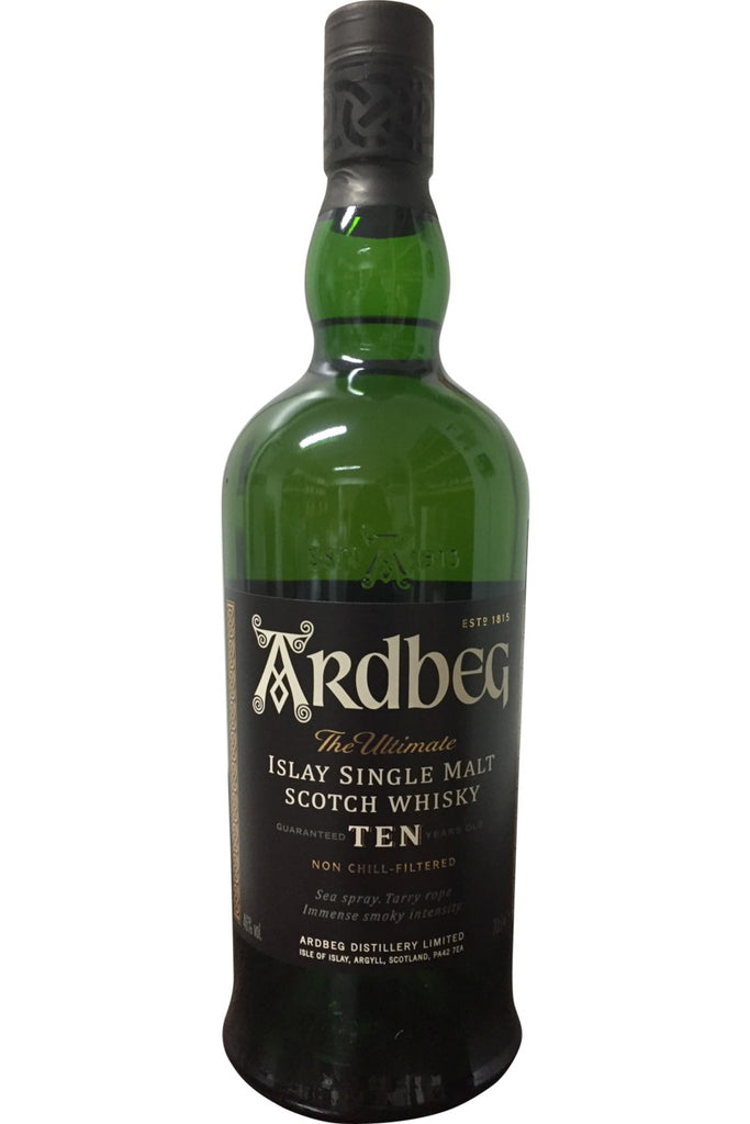 Ardbeg 10 Year Old Whisky | 46% 700ml  Whisky