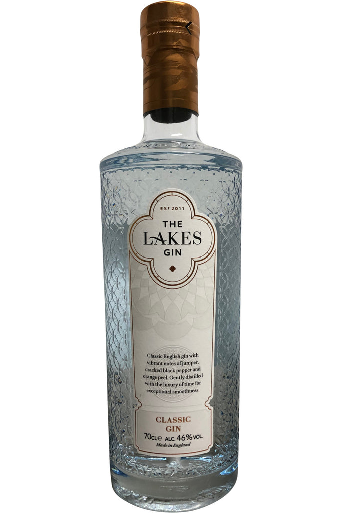 The Lakes Classic Gin 46% ABV 700ml