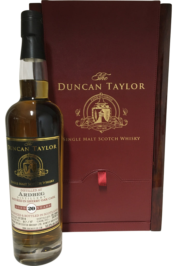 Ardbeg 1994 20 Year Old Duncan Taylor Single Cask #347613 | 53.0% 700ml  Whisky