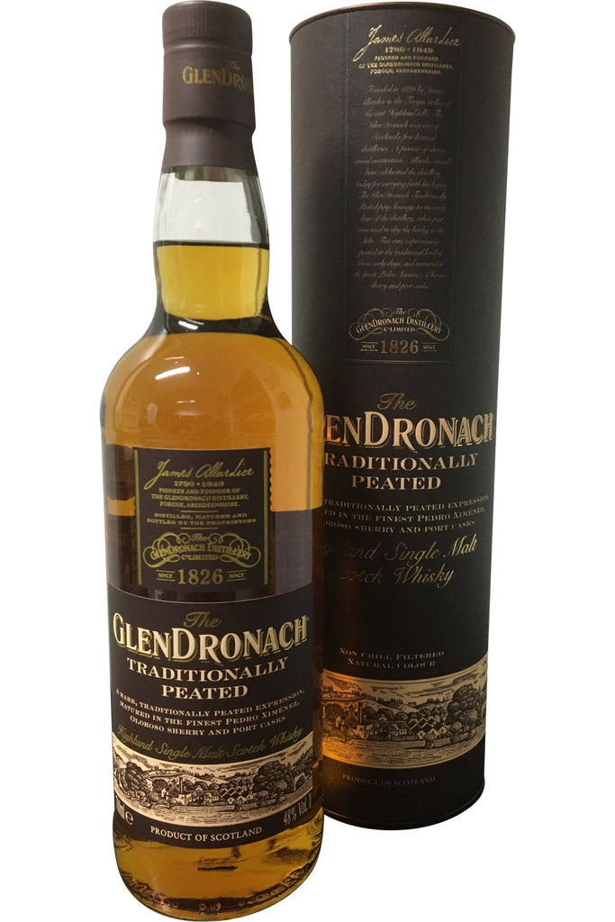 GlenDronach Traditionally Peated | 700ml 48%  Whisky