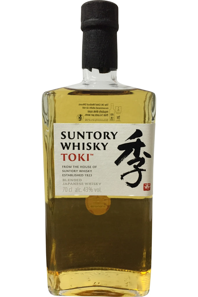 Toki Blended Japanese Whisky - 43% 700ml  Whisky