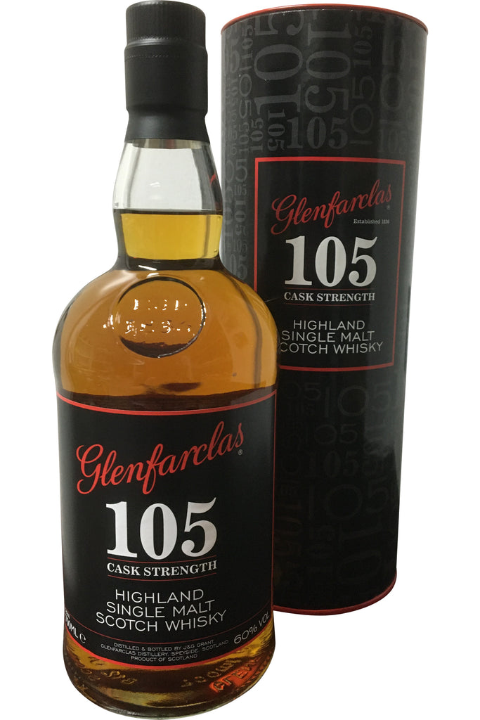 Glenfarclas 105 Cask Strength - 60% 700ml
