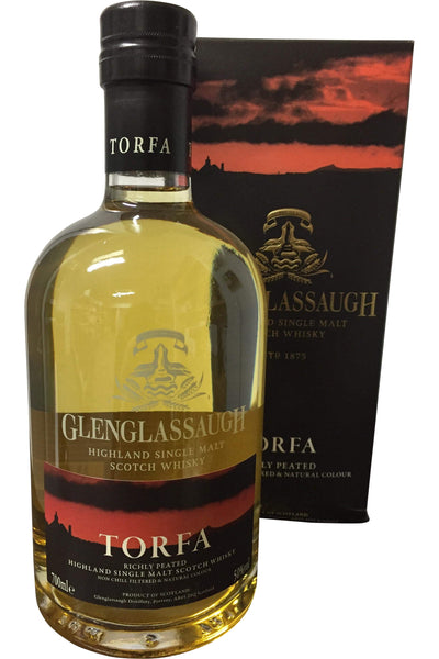 Glenglassaugh Torfa Richly Peated Whisky | 50% 700ml