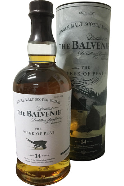 Balvenie Stories 14 Year Old The Week of Peat | 48.3% 700ml