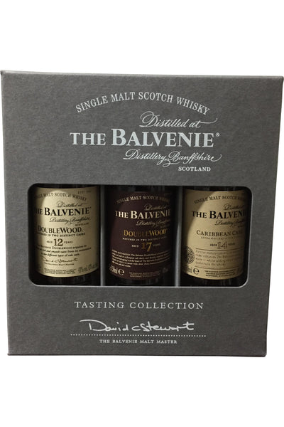 Balvenie Miniatures Gift Pack | 43% 3x50ml