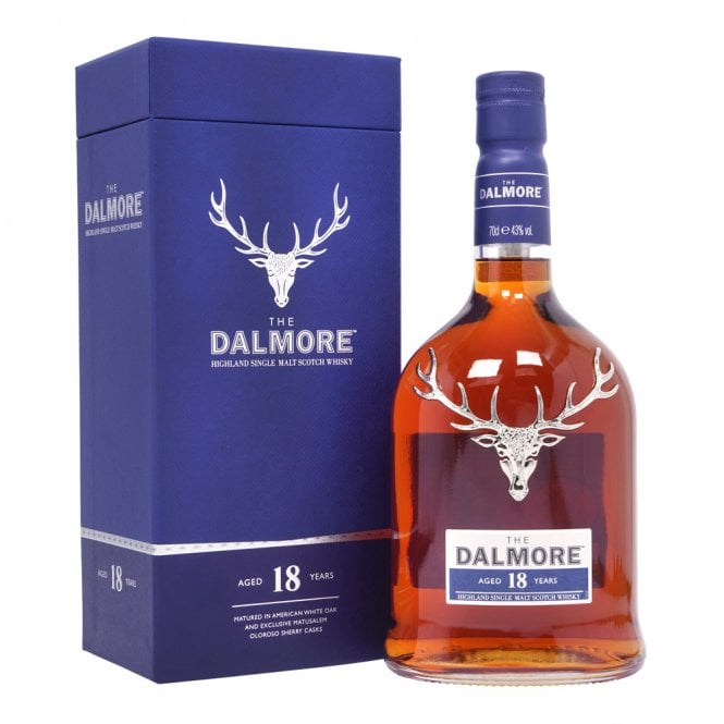 Dalmore 18 year old | 700ml 43%