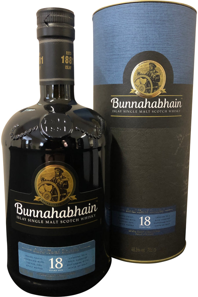 Bunnahabhain 18 Year Old| 46.3% 700ml