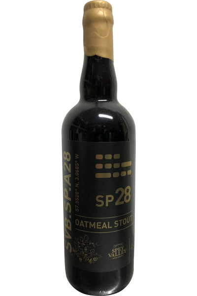 Oatmeal Stout 9.1% 750ml
