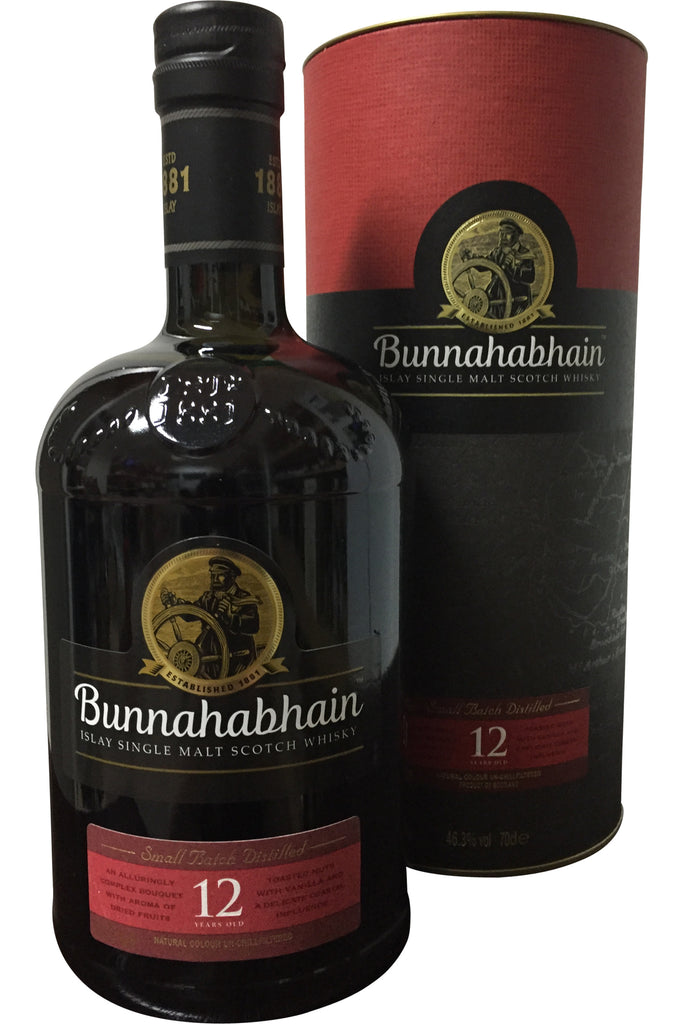 Bunnahabhain 12 Year Old | 700ml 46.3%